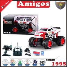 boy toy 4 channel rc buggy car truck 9.6V700MA remote control off road vehicle for kids