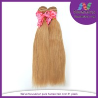 New products for 2014 hot selling raw unprocessed kinky straight human hair extension straight hair