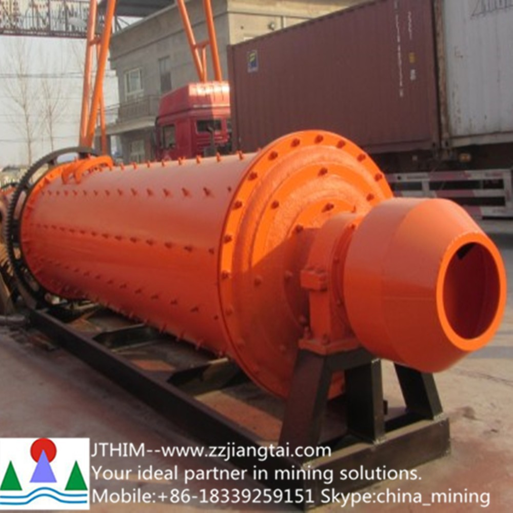 vibration mill and classifier processing line