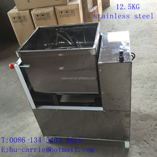 Electric Tipping Used Commercial Horizontal Dough Mixer