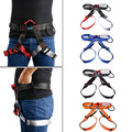 Rock Climbing Rope Rappelling Tool Outdoor Product Harness Seat Belts Sitting Safety Belt With Bag