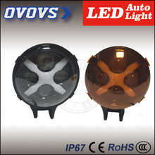 OVOVS new design factory price auto part 12v 60w led headlight for truck j-eep