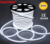 cool white flexible mini Neon flex with 120 leds, IP 65 led motif light
