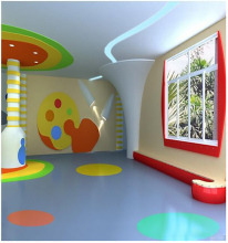 Latest Design Superior Quality Floor Vinyl Clear