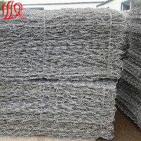 High quality Gabion Wire Mesh and stone cage