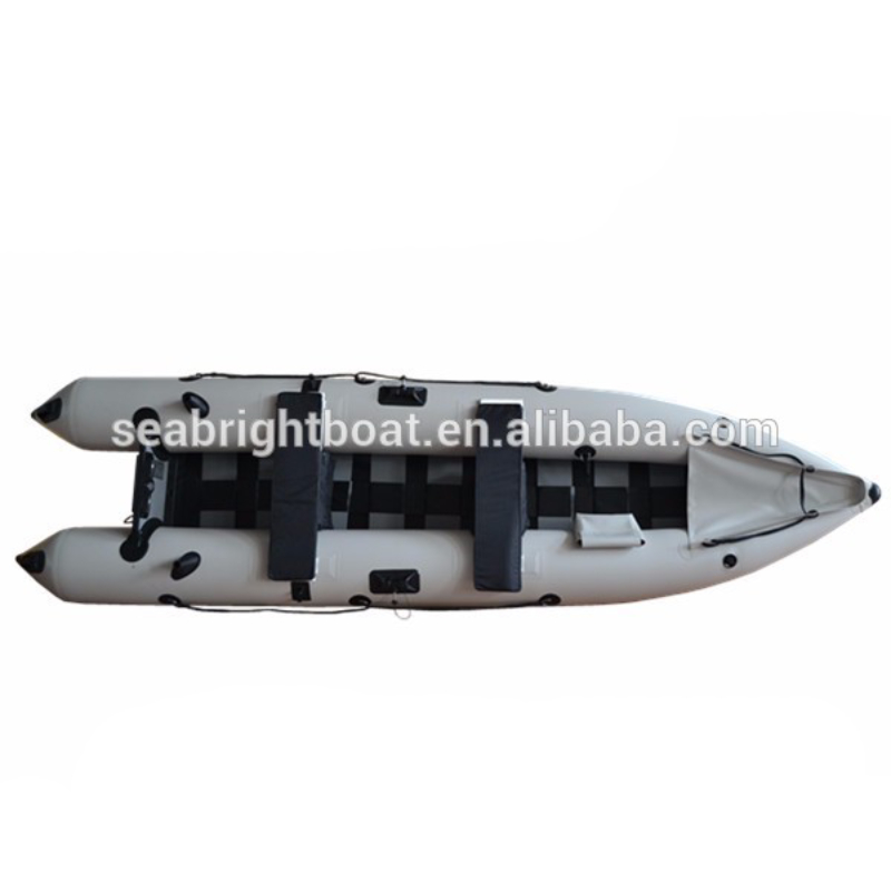 Made-in-China PVC Hull <strong>Material</strong> 3 Person Inflatable Kayak