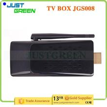 Wholesale On Alibaba JG0082GB 8GB RK3288 Quad-core digital tv converter box wifi factory price