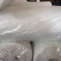 High temperature insulation Fiberglass welding blanket