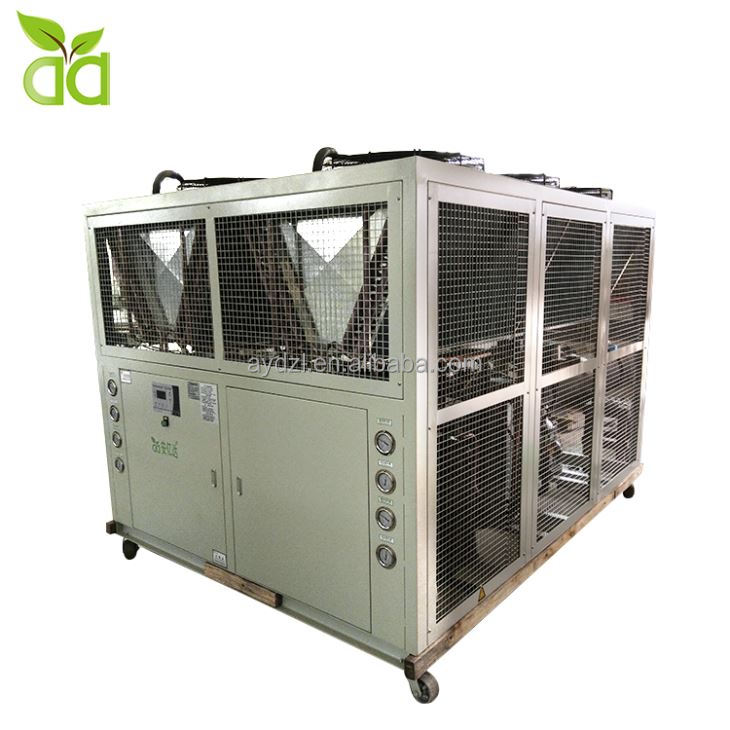 150KW 60HP Water Industrial Chiller Used in Plastic