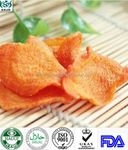 Healthy Green Organic Seasoning Dried Carrot Flakes Freeze Dried Vegetable