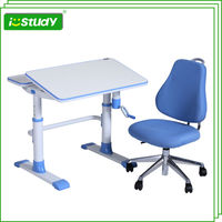 Popular sell China cheap kids reading table and chairs