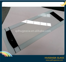 4mm Unbreakable Tempered Glass for Oven Door