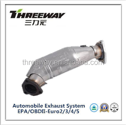 Three way catalytic converter direct fit for Audi Passat 1.8T