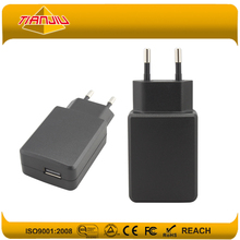 5V 2A Wall Type USB Power Adapter