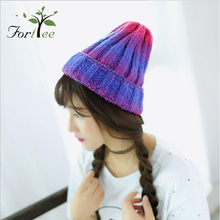 Hot selling women competitive price high quality fashionable fascinator winter custom knitted hat
