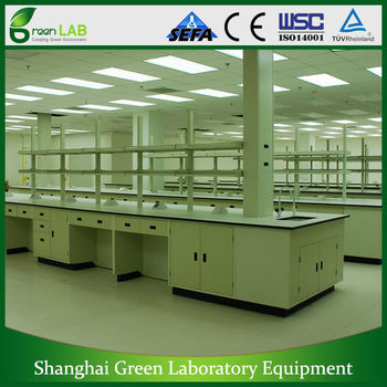Full Stee lab bench, Laboratory Furniture, lab bench price