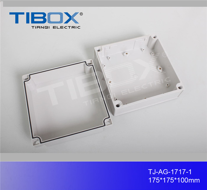 UL approval electronic plastic junction box