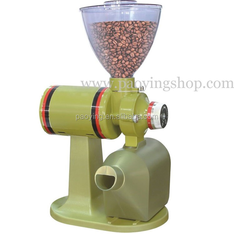 Commercial Home 110v 220v Electric Fully Automatic Burr Mill Coffee Grinder
