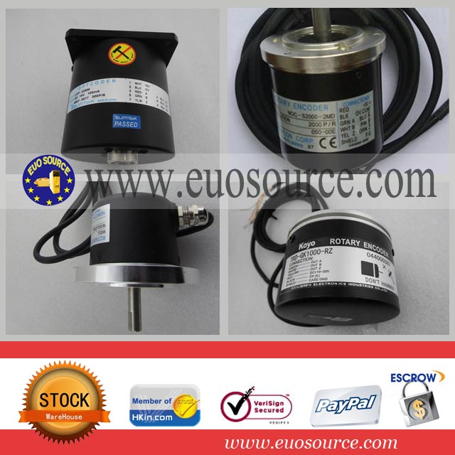Type of rotary encoder OSE104
