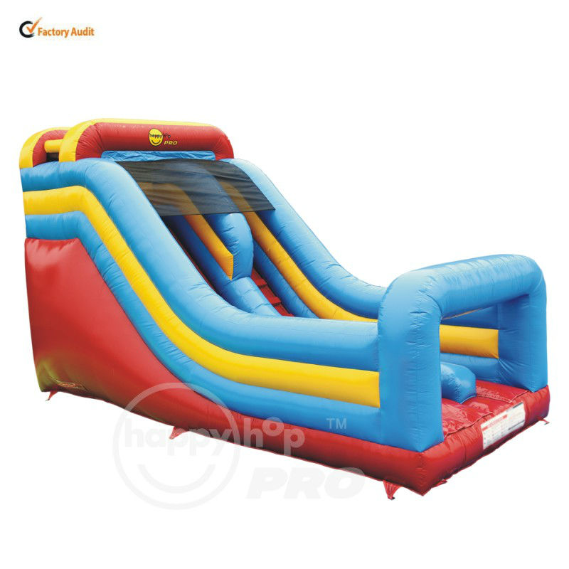Happyhop Pro Inflatable Slide for Sale 2013-1003R Super Slide Design