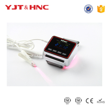 650 nm semiconductor wrist type soft low level laser therapy device