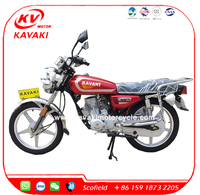 KAVAKI Chinese cheap motorcycle CG125 chopper model