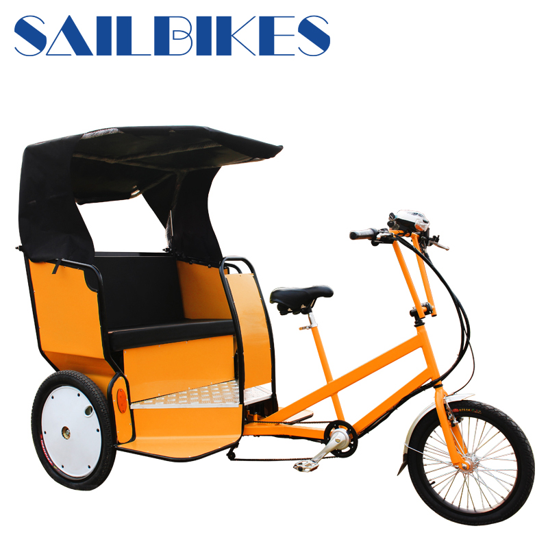 New Passenger Using 3 Wheel Used Rickshaw For Sale