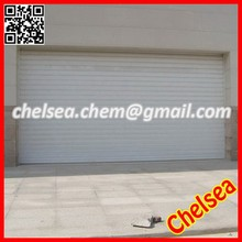 Automatic aluminum roll up garage door