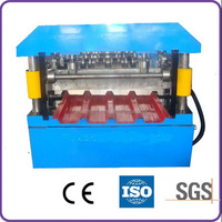 New design hot sale roof tile making machine from clay