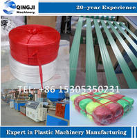 pp twine making machine/ rope manufacturing machines/ machine extruder