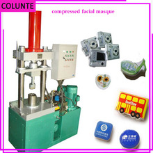 Disposable Compressed Facial Mask making Machine packing Machine factory price