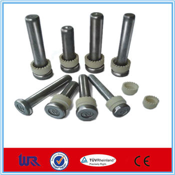 China made high quality welding shear stud/welding stud M13.M16.M19.M22.M25
