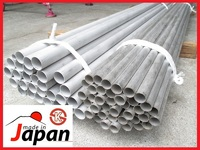 Made in Japan, stainless steel tube 8.0mm dia. high quality