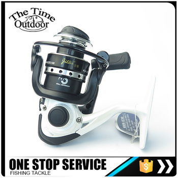 how to make an electric fishing reel