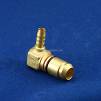 China Suppier Pneumatic Fittings Copper Fittings Elbow Plug