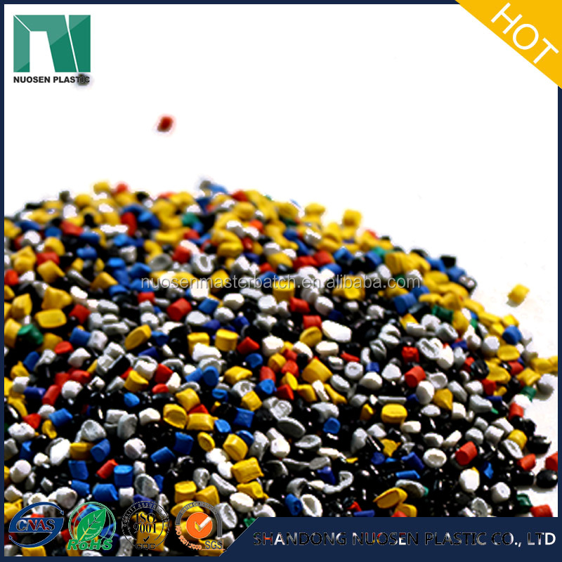 Hot sell plastic pellets red color masterbatch plastic raw material for plastic bottle