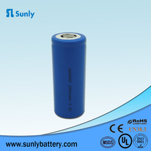 Large capacity 18650 3.2V li-ion rechargeable battery