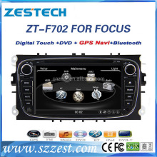 For FORD FOCUS 09-11 MONDEO 2 din car dvd player car dvd player GPS navigation multimedia system with rear/front camera DVR