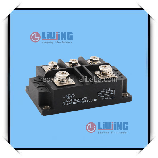 Three-Phase Brige Diode Rectifier Module MDS300A