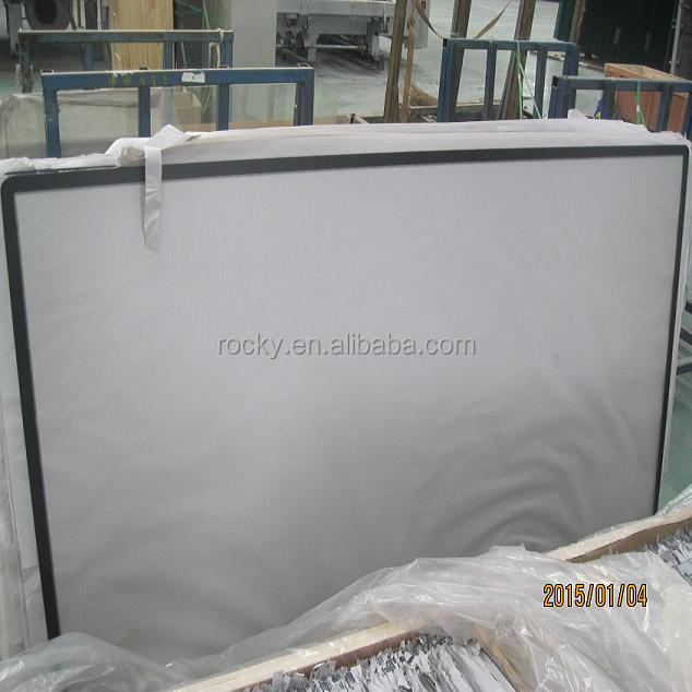 manufacture 4mm 3.2mm tempered glass for solar panel