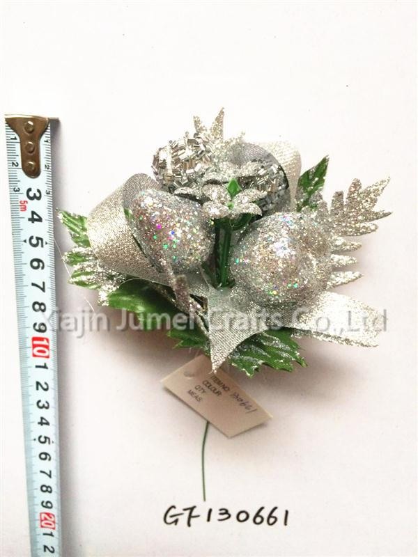 Newest design Christmas decorative clay dough christmas decorations