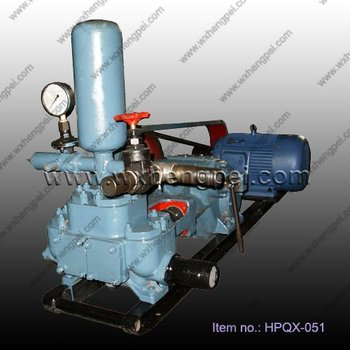 double-acting reciprocating duplex piston pump