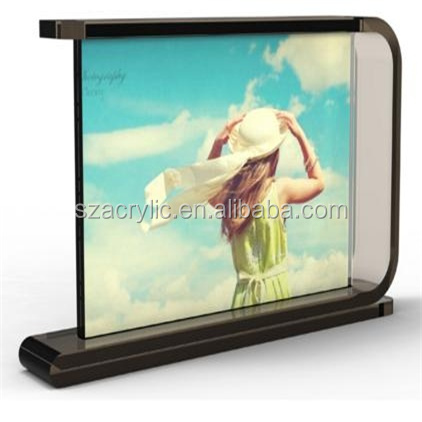 2018 new style acrylic picture frame photo frame