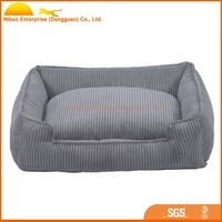 2015 Wholesale Fashion Design Softable Hot Dog Pet Bed