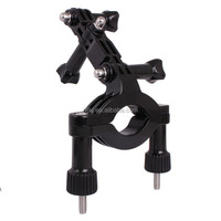 Handlebar Seatpost Pole Mount For GoPro Hero1 2 3 3+ 4 Bike Camcorder Accessories