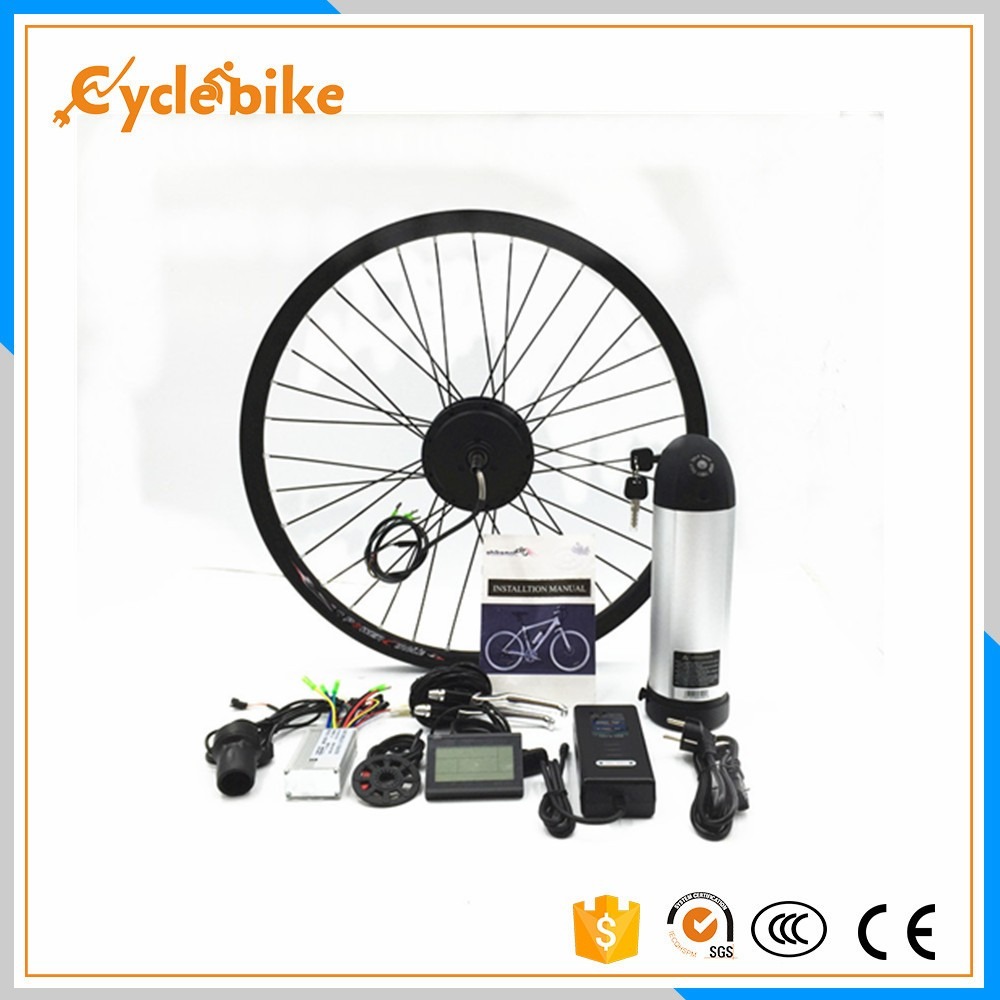 36v Rear wheel 250w brushless alloy e-bike led display folding electric bicycle/electric bike kit/ebike conversion