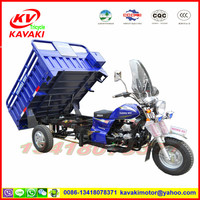 200CC cargo Tricycle motorcycle in china