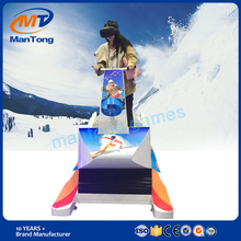 hot sale VR skiing Simulator game machine for skiing and surfing apply to theme park