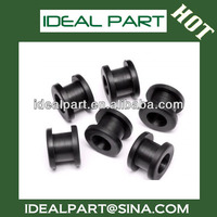 Handle axle rubber stopper