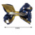 3 Inch Boutique Small Girls Bow HBW-1612271-L